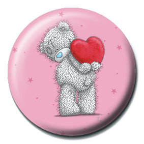 ME TO YOU - heart Badge