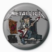 Badge METALLICA - KID