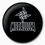 Badge METALLICA - SMALL STAR