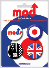 MOD Badge Pack