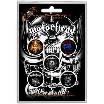 Motorhead – England Badge