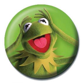 MUPPETS - Kermit Badge