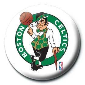NBA - boston celtics logo Badge
