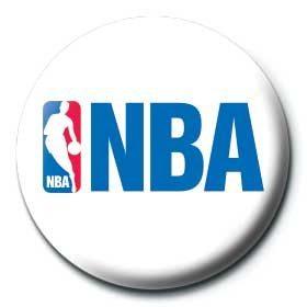 NBA - logo Badge
