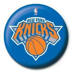 NBA - new york knicks logo Badge