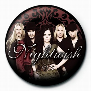 Nightwish-Band Badge