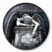 NIGHTWISH (ONCE) Badges