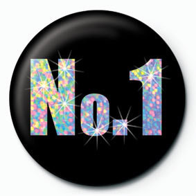 NO.1 Badge
