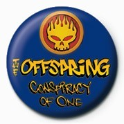 OFFSPRING - CONSPIRACY Badge