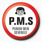 P.M.S Badge