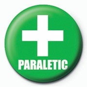 PARALETIC Badge