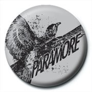 PARAMORE - bird Badge