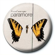 PARAMORE - brand new eyes Badge