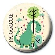 PARAMORE - dino Badge