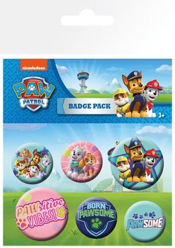 Paw Patrol - Pups Badge Pack