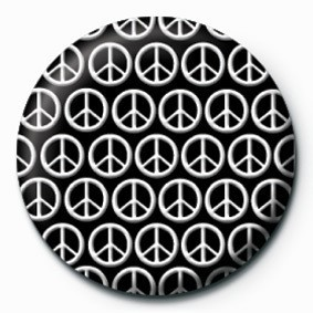 PEACE (MULTI) Badges