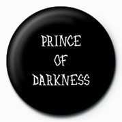 PRINCE OF DARKNESS Badges