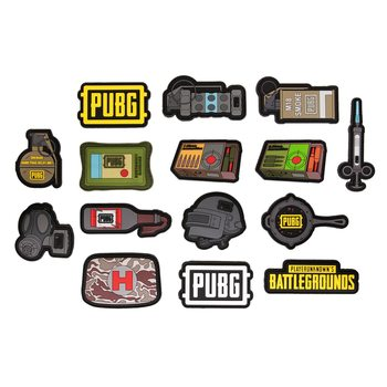 PUBG - Assortment Badge Pack
