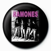 RAMONES (B&W) Badge