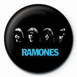 RAMONES - faces Badge