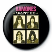 RAMONES Badge