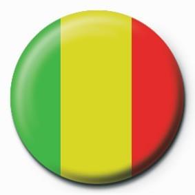 RASTA (FLAG) Badge