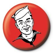 Red sailor Badges