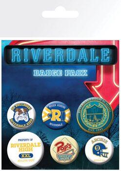 Riverdale - Mix Badge Pack