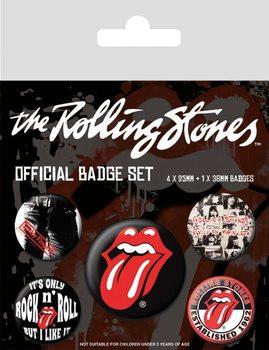 Badges Rolling Stones - Classic