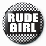SKA - Rude girl Badges