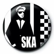 SKA - SKA MAN Badge