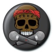 SKULLDUGGERY - rapper Badge