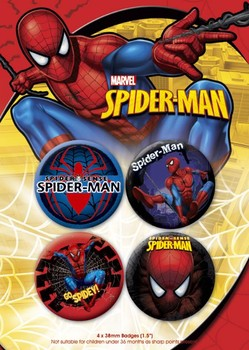 SPIDER-MAN 2 Badge Pack