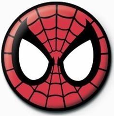 SPIDERMAN - eyes Badge