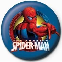 SPIDERMAN - SHOOT Badge
