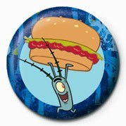 SPONGEBOB - thief Badge