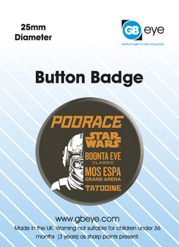 STAR WARS - episode one Badge