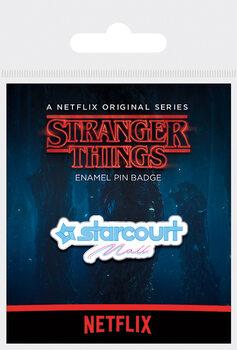 Badge Stranger Things - Starcourt Mall