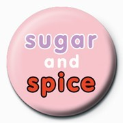 Sugar & Spice Badges
