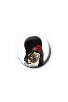 TAKKODA - amy winehouse Badges