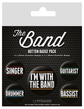 The Band Badge Pack
