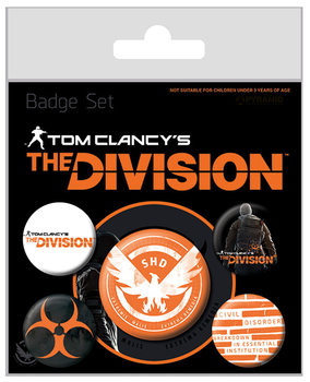 The Division Badge Pack