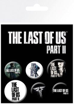 The Last Of Us 2 - Ellie Badge Pack