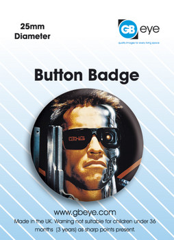 The Terminator Badge