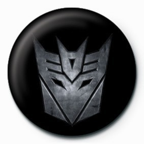 TRANSFORMERS - deception Badges