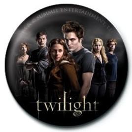 TWILIGHT - cast Badge