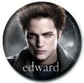 TWILIGHT - edward Badge