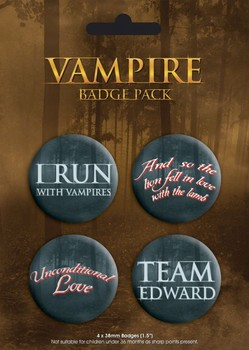 VAMPIRES Badge Pack