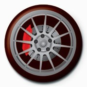 Wheel Badge