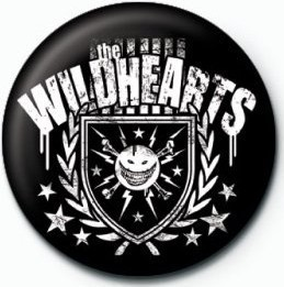 WILDHEARTS (CREST) Badges